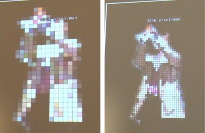 「単位展」より「Pixelman」